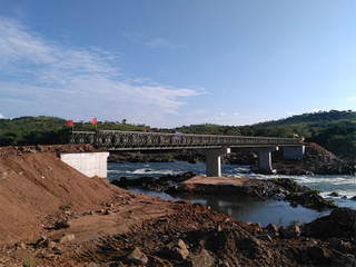 Bailey Bridge For Angola