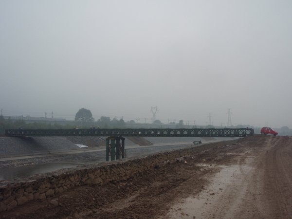 Bailey Bridge For Qinghai
