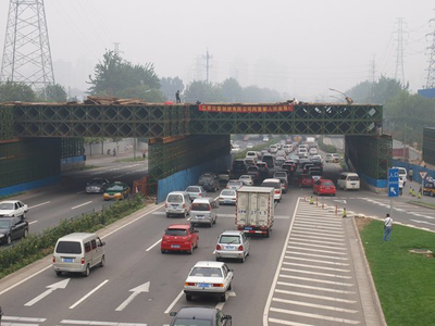 Bailey Bridge For Beijing