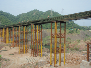 Bailey Bridge For India